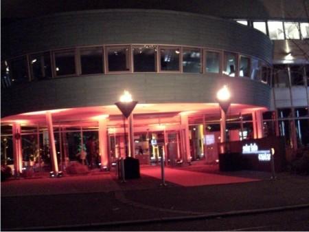 Tagungszentrum Etage im Solar Info Center Freiburg